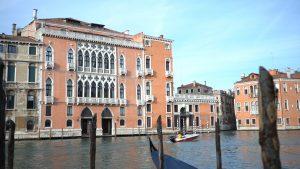 Das Deutsche Studienzentrum in Venedig mit seiner berühmten Terrasse bietet einen einmaligen Ausblick auf den Canal Grande. Noch interessanter ist jedoch, was hinter den Mauern des historischen Palazzo Barbarigo della Terrazza geschieht. Foto: Tobias Schreiner